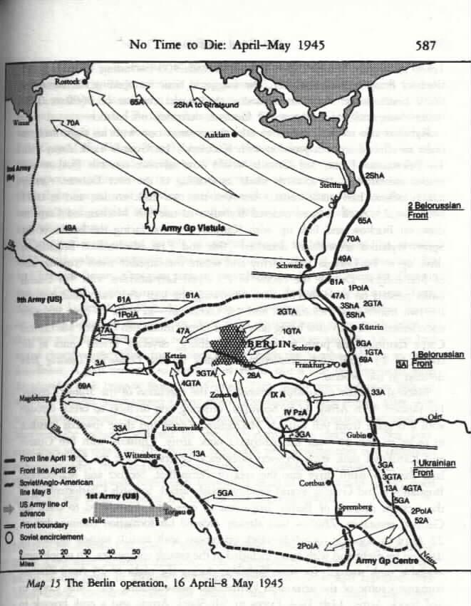 europas historie kart